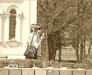 В Омске зафиксирован температурный рекорд