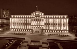 На здание правительства Омской области спроецируют 3D-шоу