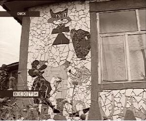 Один из дачных домиков в садоводчестве «Иртыш» стал местом экскурсий для детей