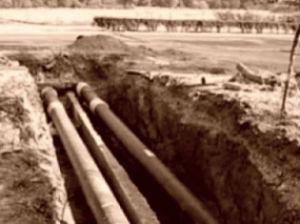 Из-за аварии на водопроводе 6 районов Омской области третьи сутки находятся без воды