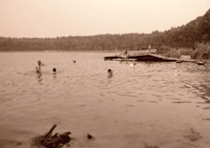 Озеро с уникальной историей нуждается в защите